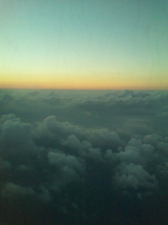 beautiful, clouds, flying, love, sky