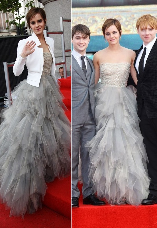 beautiful, cry, daniel radcliffe, emma watson, harry potter