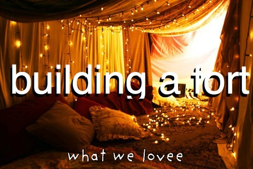 beautiful, cute, fort, forts, girl, glitter, gold, lights, love, photo, photography, pretty, room, text, whatwelove