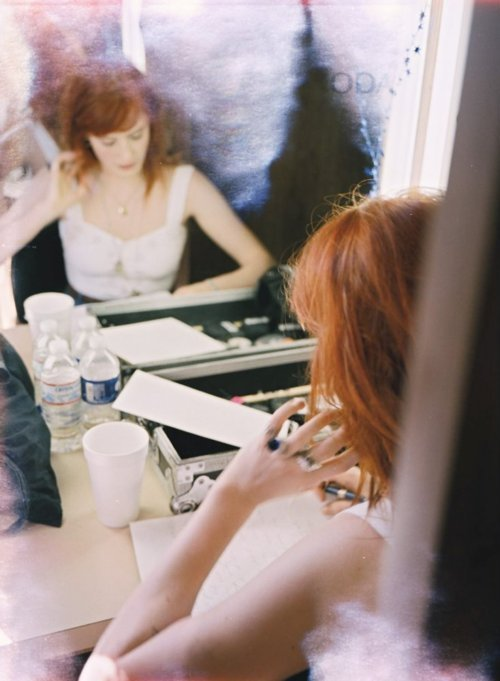 beautiful, florence and the machine, florence welch, ginger, girl