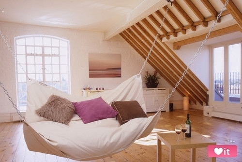 bed, bedroom, cool, houses, i want this
