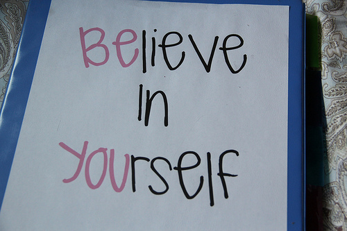 believe, frase, letras, quotes, you, yourself