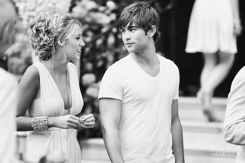 blake lively, chace crawford, gossip girl, nate, serena