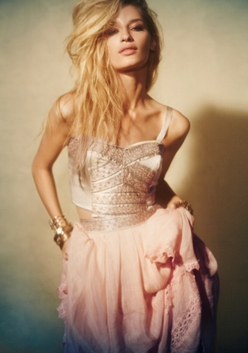 blonde, brilliant, clothes, dress, fashion, girl, girly, model, perfect, photography, photoshoot, pink, pretty, woman