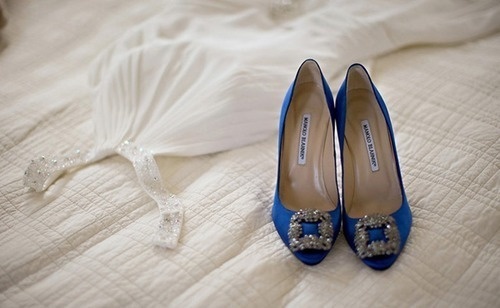 blue, dress, fashion, heels, high heels, luxury, manolo blahnik, new york, shoes
