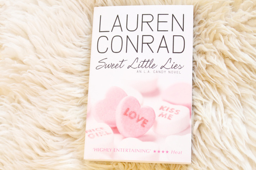 book, books, chick-lit, fashion, lauren conrad, sweet little liars