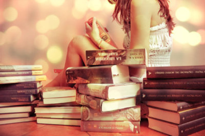 book, books, girl, inspiration, inspiring