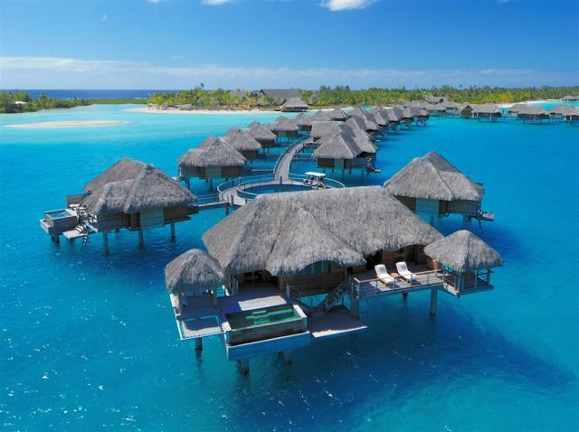 bora bora, magic, paradise, sea, vacation