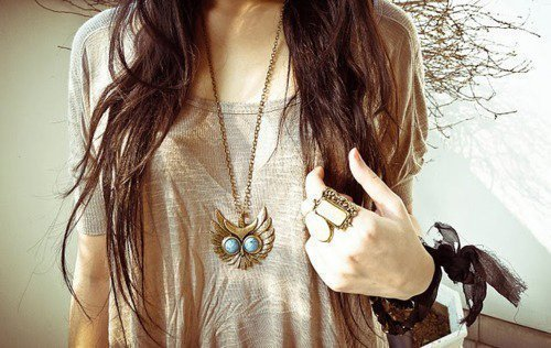 brown, fashion, girl, hair, vintage