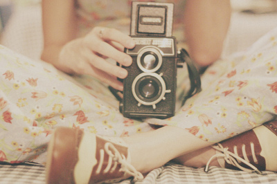 cam, camera, cute, dress, dslr cam
