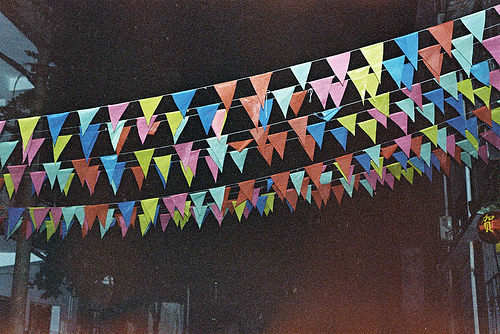 camera, disposable, flags, hipster, indie, vintage