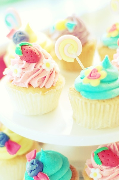 candy, cupcake, cupcakes, lollipop, lolly, sweets
