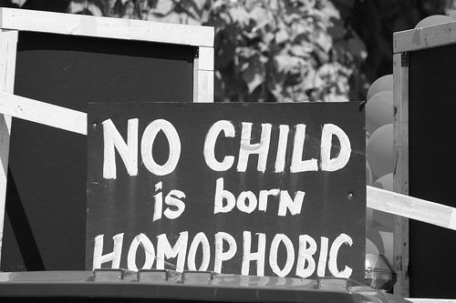 child, homophobia, homophobic, text, true