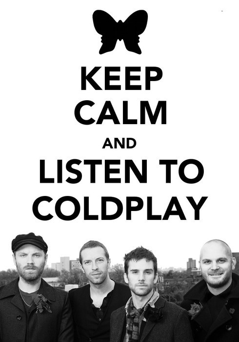 coldplay fan club