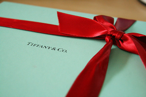 christmas, cute, fashion, gift, love, present, tiffany