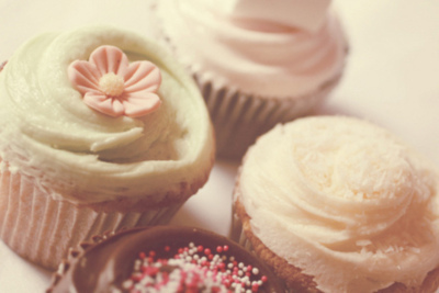 classy, cupcake, cupcakes, cute, delicious, flower, food, pink, sweet, yum, yummy