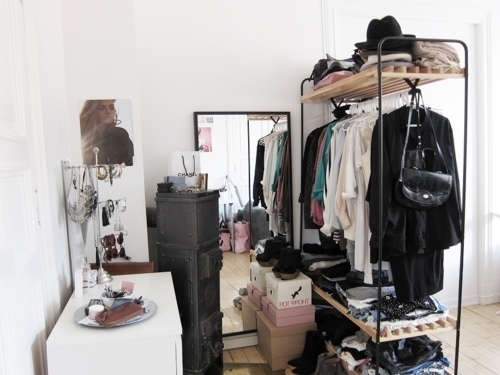 closet, clothes, decor, fashion, rack