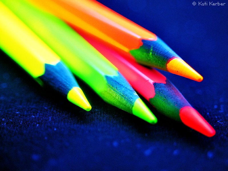 neon Colouring Pages  ...