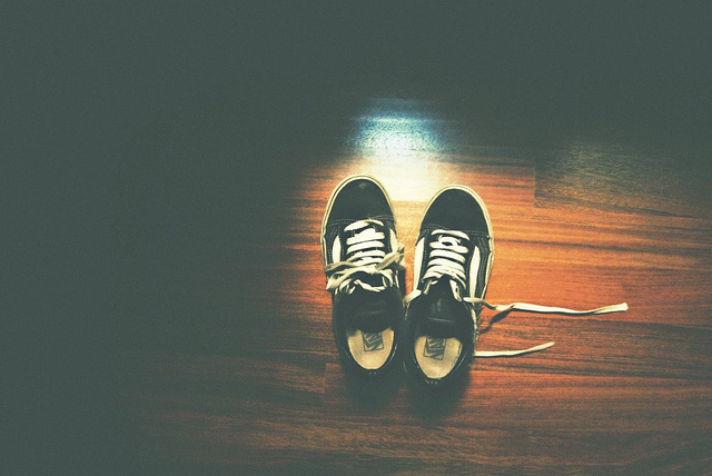 contrast, floor, light, photography, shoes