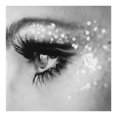 cute, eye, girl, glitter, make-up, mascara
