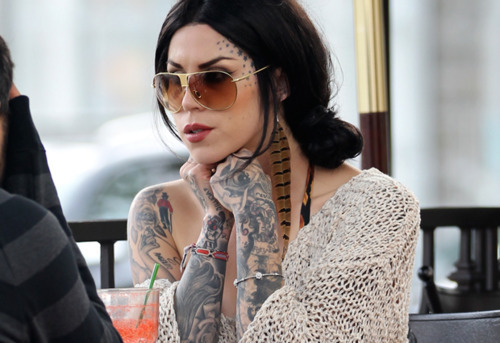 cute, girl, gorgeous, kat von d, miami ink