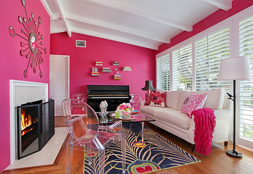 decor pink pretty room white image 330909 on