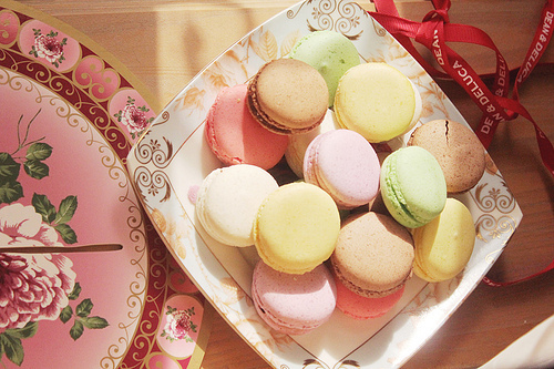 delicious, dessert, french, macaron, pretty