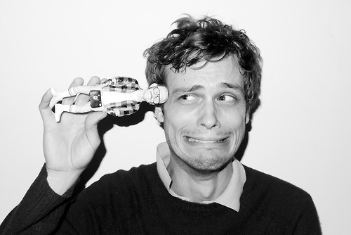 doll, matthew gray gubler, terry richardson