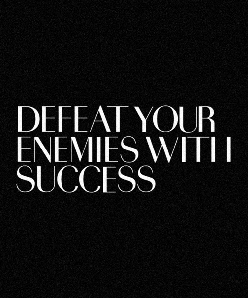 enemies, mantra, quote picture, quotes, saying image, success, text, word