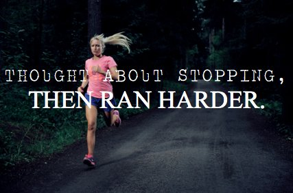 exercise, pro-ana, run, thinspo