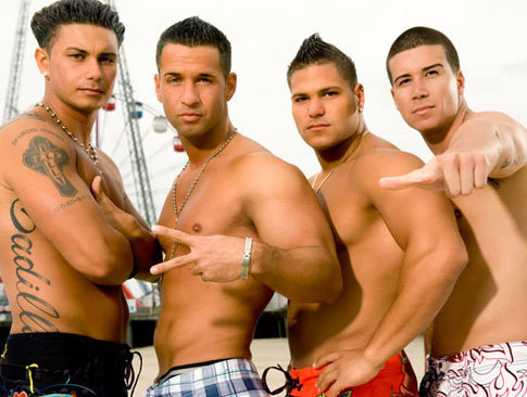jersey shore, pauly d, ronnie, the situation, vinny