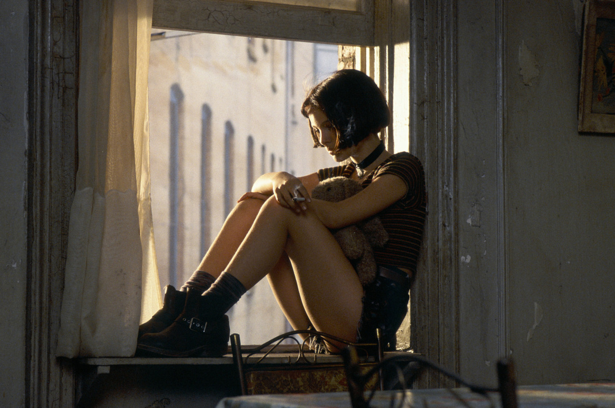 leon, leon the professional, leon: the professional, natalie portman, the professional