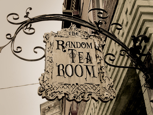 room, tea, vintage
