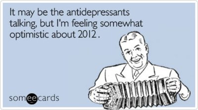 2012, antidepressants, blue, funny, happy