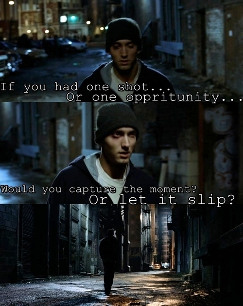 8 mile, b-rabbit, capture, eminem, lose