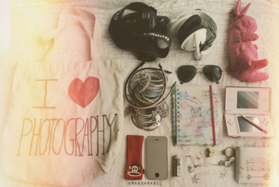 accessories, awesome, bag, canon, cute, glasses, i love photography, photography, stuff
