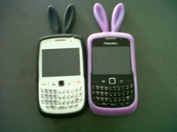 accessories, bff, black, blackberry, bunnies
