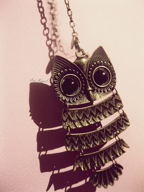 acessories, beautiful, cute, lovely, mocho, owl, pink, pretty, sweet, sweet owl, vintage