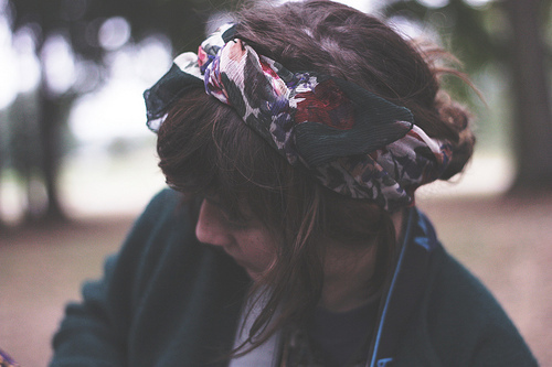 adorable, amazing, bandana, beautiful, cute, fashion, female, girl, hair, image, perfect, photo, photography, pretty, style