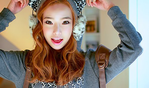 adorable, asian, cat, cute, fashion, girl, winter, ulzzang, neko, uhljjang, korean, sweater, kfashion, happy, grey, sweet, smile, photography