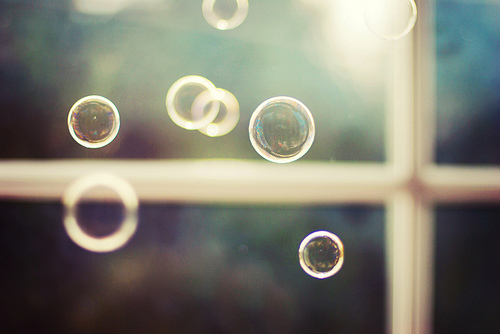 air, bubbles, photography