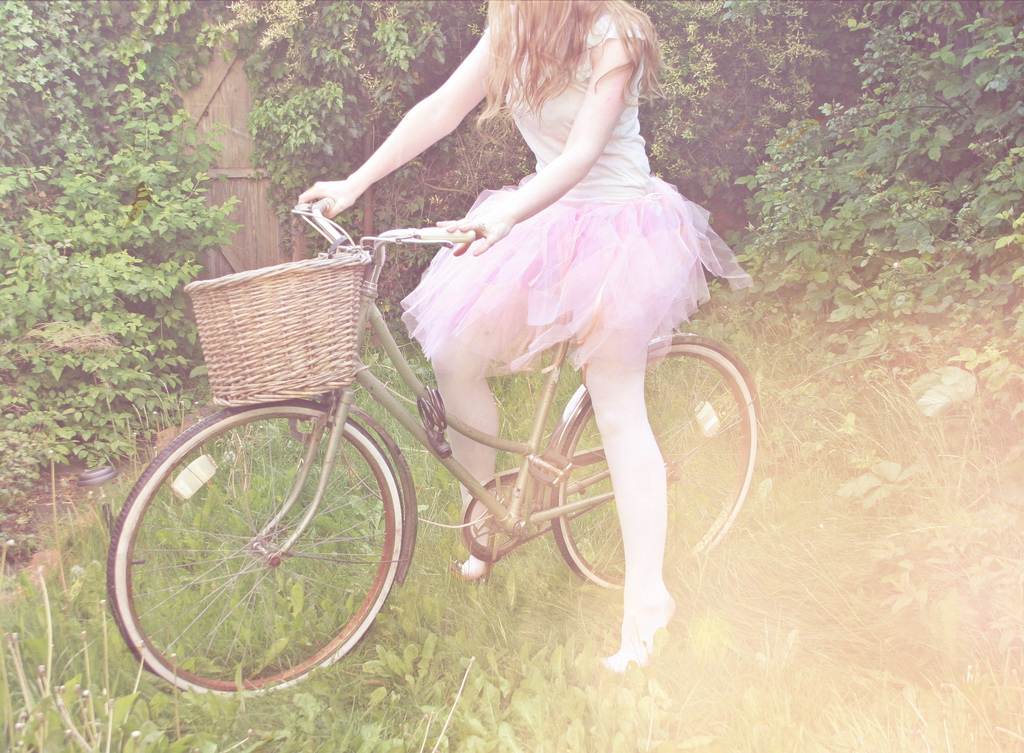 alice, alice in wonderland, ballet, beautiful, bike