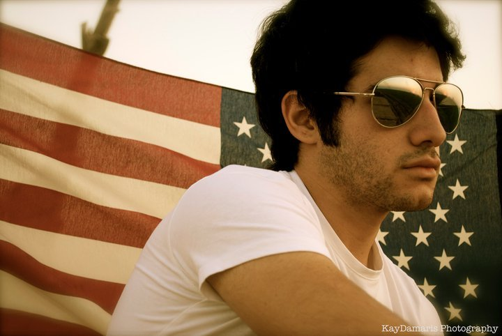 america, cool, cute, elvis, flag