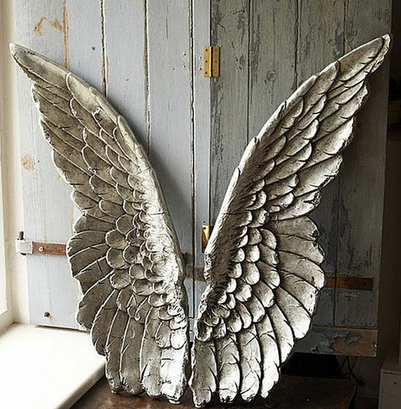 angel wings, angels, art, carving, wings