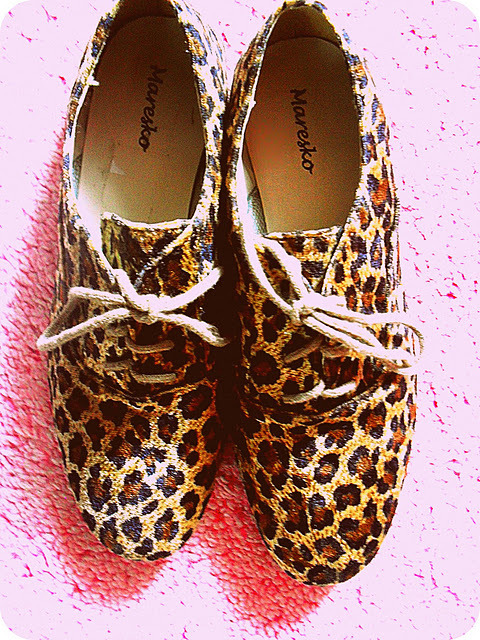 animal print, fashion, oxford, shoes