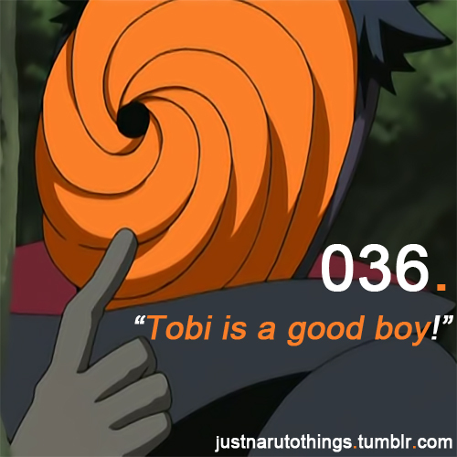 anime, boy, funny, good, mask, naruto, tobi, weirdo