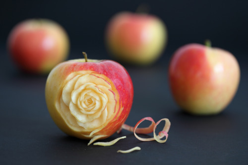 apples, cute, mini, rose