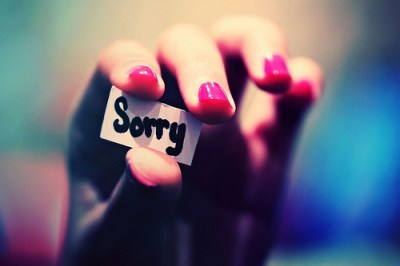 argument, fight, forgiveness, pain, sorry, words