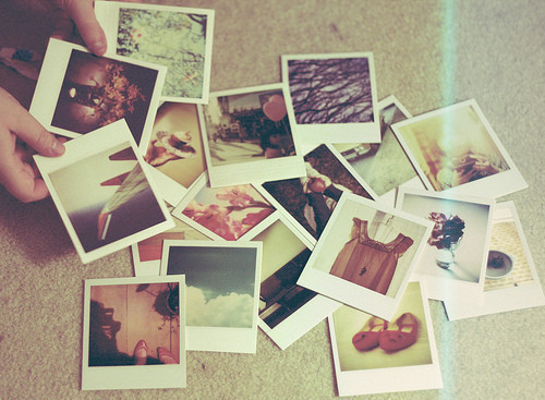 around the teenagers, cloethes, clouds, cute, fotography, images, instax, pastel, photography, polaroid, shoes