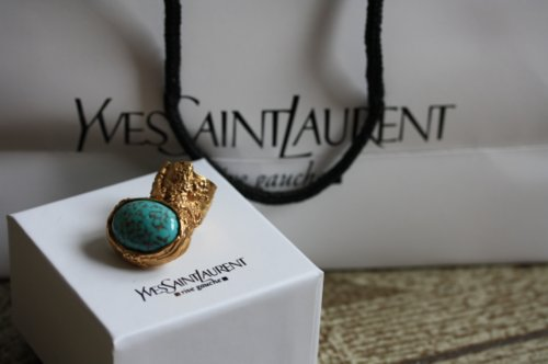 arty, cute, fashion, love, ring, ysl